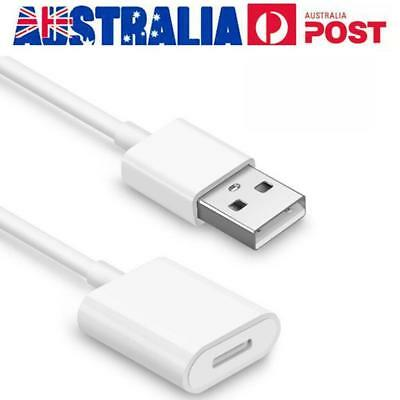 AU Female USB Charging Adapter Charger Cable for Apple iPad Stylus Pencil Pen