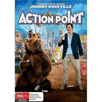 Action Point Dvd, New & Sealed, 2018 Release, Region 4, Free Post