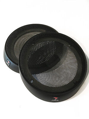 FOCAL Performance COPPIA GRIGLIE ALTOPARLANTI STANDARD 16,5cm UNIVERSALE 165 mm