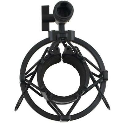 Universal Mic Microphone Shock Mount Clip Holder Studio Sound Recording FT