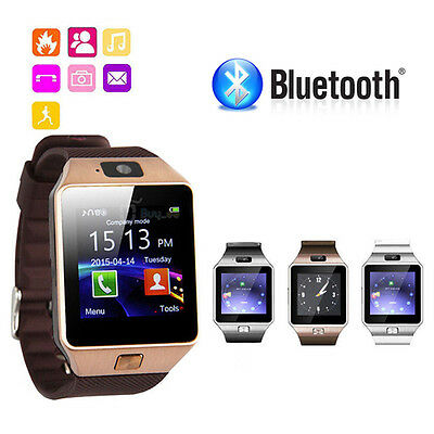 smartwatch Orologio telefono cellulare bluetooth per smartphone iPhone android