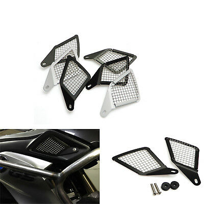 Fit BMW R1200GS LC 2013-2017 CNC Air Intake Grill Guard Cover Protector Aluminum