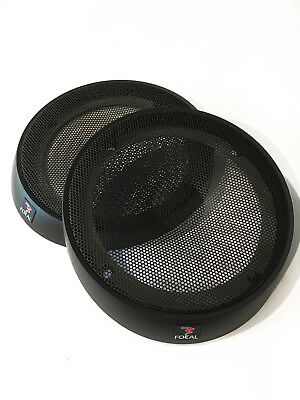 FOCAL Performance COPPIA GRIGLIE ALTOPARLANTI STANDARD 13cm UNIVERSALE 130 mm