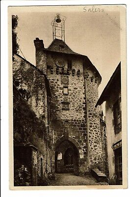 CPA - Carte Postale -France -Sallers - Le Beffroi--S3012