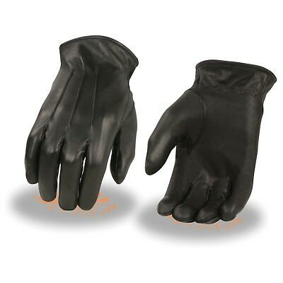 Milwaukee Leather  Men's Welted Thermal Lined Leather Gloves**SH234