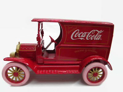 Coca-Cola *AS IS* Motorcity 1917 Ford Model T Box Damage 1:24