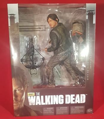 """McFarlane Toys The Walking Dead 10"""" Deluxe Daryl Dixon Action Figure"""