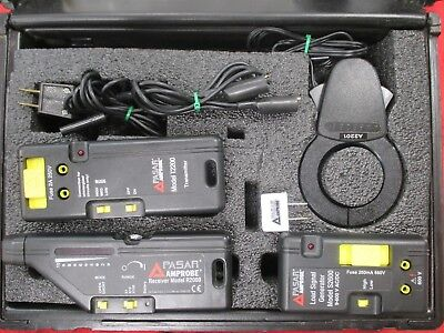 Pasar Amprobe Advanced Wire Tracer Tool Kit R2000 S2600 A2201 T2200 Transmitter