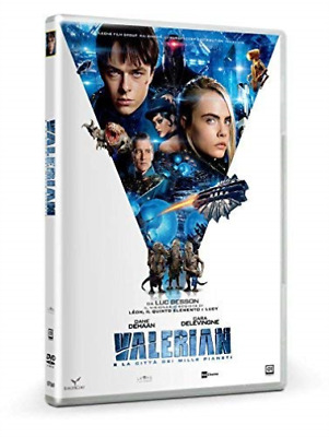Valerian E La Citta' Dei Mille Pianeti - (Italian (UK IMPORT) DVD [REGION 2] NEW