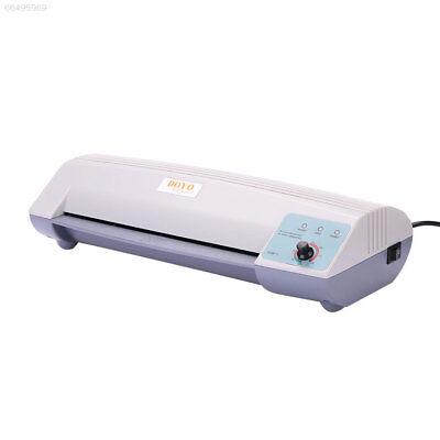 DFE5 Thermal Laminator A4 Photo Warm Up Plastic Coating Roll Machines Office Hom