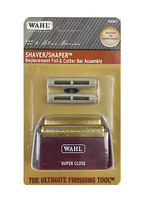Wahl 5 Star Shaver Replacement Foil & Cutter Bar Assembly Mod. 7031-100
