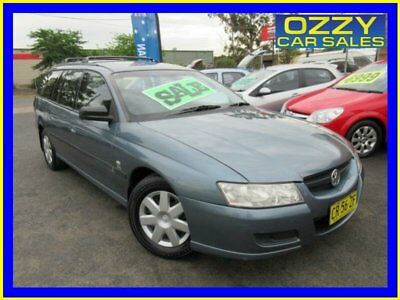 2004 Holden Commodore VZ Acclaim Grey Automatic 4sp A Wagon