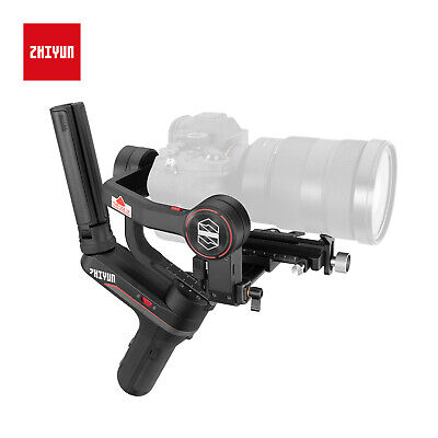 ZHIYUN WEEBILL S Gimbal 3-Axis Hand-held Stabilizer For Mirrorless Cameras