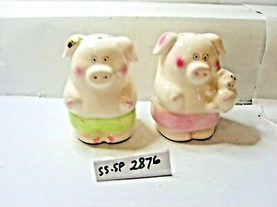 pigs  salt and pepper shakers