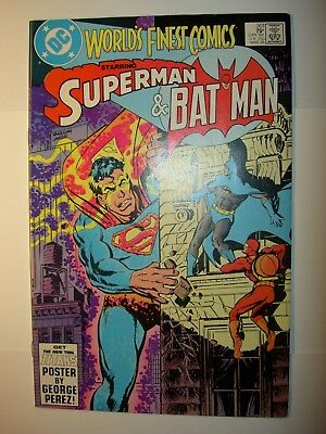 World's Finest #301,302,303,304,305,309,312,1,2,3, Batman, Superman,lot of 10