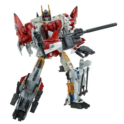 Transformation G1 Superion IDW 5 IN 1 Sets KO War Team TF Action Figure Toys