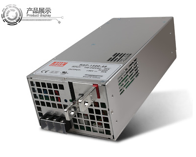FOR Ming Wei Switching Power Supply RSP-1500-48 1500W 48V 32A Active PFC