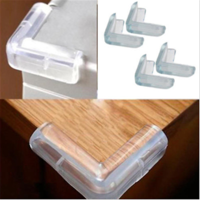 10X Child Baby Safe Silicone Protector Table Corner Edge Protection Cover Safe C