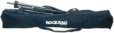 Rockbag Microphone Stand Bag for 4 Tripod Type Stands. Mic