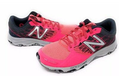 Trail Balance Running Pink Shoes Wt690lg2 Size Gray Women's New l1cJKF