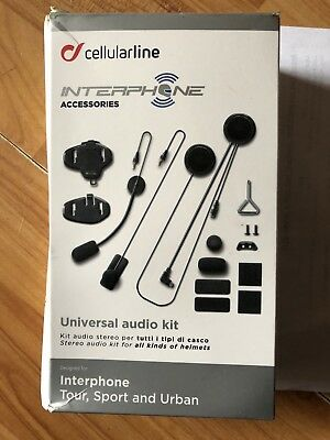 Interphone Universal Audio Kit