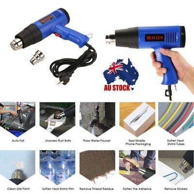60℃ ~ 600℃ 1800W Hot Air Power Tools Heat Gun Soldering Station Hand Held 220V