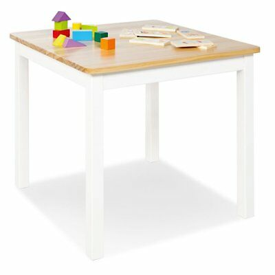 Pinolino Fenna Children's Writing Table - White/Natural