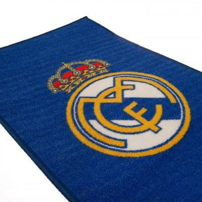 NEW Real Madrid F.C.   Rug   Floor Rug great XMAS BEDROOM GIFT