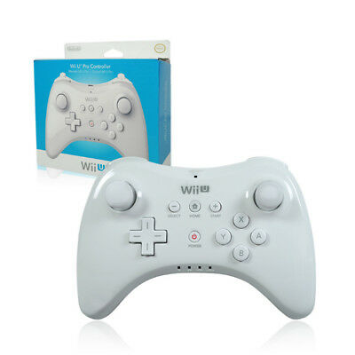 NEW Wireless Classic Pro Game Controller Joystick Gamepad For Nintendo Wii U