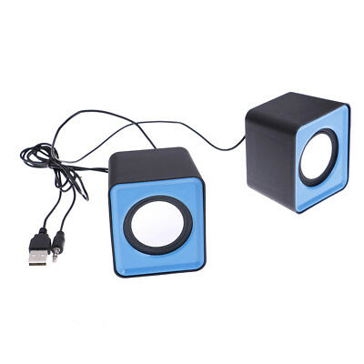 Multimedia Sound Box Mini USB Speaker For Computer Desktop Music Stereo-QY