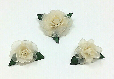 Vintage Arts And Crafts Shell Brooch And Earring Set Circa 1940s-60s