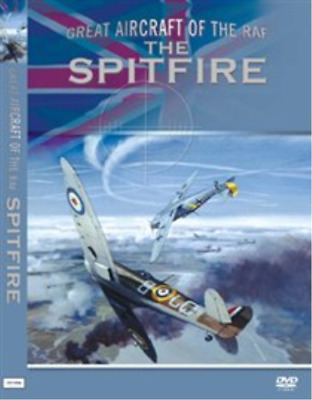 Great Aircraft of the RAF: The Spitfire (UK IMPORT) DVD [REGION 2] NEW