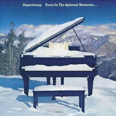 Even in the Quietest Moments by Supertramp (CD, Dec-2000 Import) NEW
