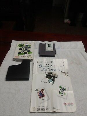 Pipe Dream nintendo nes tested cleaned no manual