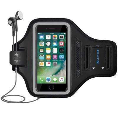 Lovphone iPhone 7/8 Plus Running Armband Gray New In Package