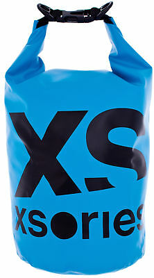 XSORIES STUFFLER 8L Waterproof Dry Storage Bag Boating Rafting - Blue