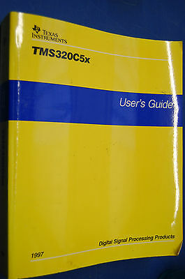 Texas Instruments TMS320C5x User's Guide §