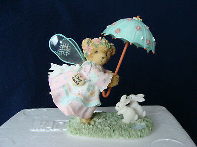 Cherished Teddies - Clarissa -A Sprinkle Of Love Makes Your Heart Grow- 114035H