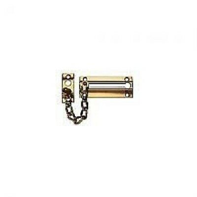 """Ives 481F5 Steel Chain Door Guard with 4-3/4"""" Length Chain"""