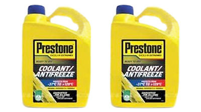 PRESTONE Antifreeze & Coolant X2 - 4 Litre- Concentrated - PAFR0301A -