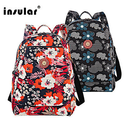 New Baby Nappy Backpack Women Bag Diaper Stroller Bag Fashion Mommy Backpack Bag