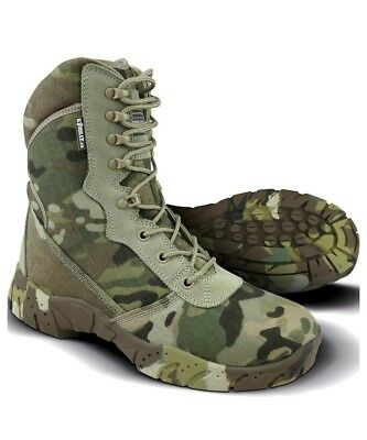 Kombat UK Recon Boot BTP Camouflage Men's Tactical Army Country Hunting
