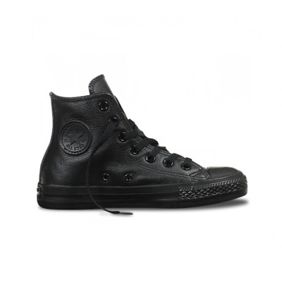converse all star alte donna pelle