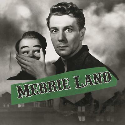 The Good, The Bad & The Queen Merrie Land Cd 2018