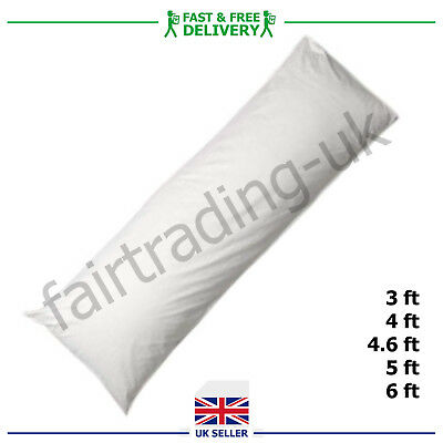 New Bolster Pillow Long Orthopaedic Support Cushion Maternity Pregnancy 5 Sizes