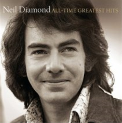 Neil Diamond-All-time Greatest Hits (UK IMPORT) CD NEW