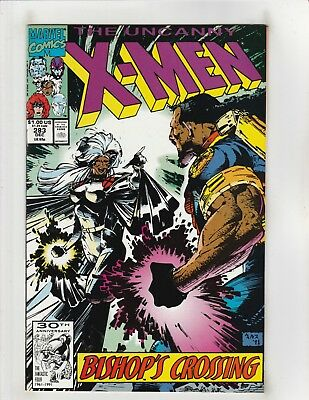 Uncanny X-Men #283 VF/NM 9.0 Marvel Comics Storm,Colossus,Archangel,Bishop