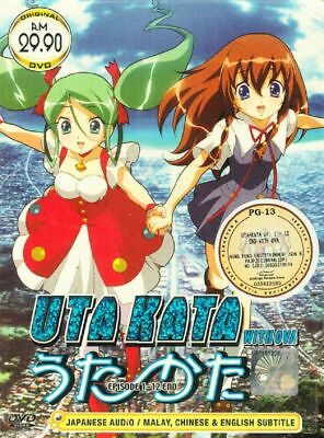 Uta-Kata with Ova Anime DVD Ship from USA