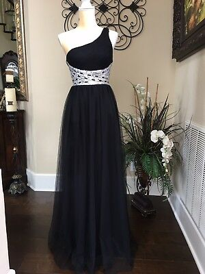 9319e50bd Blondie Nites By Stacy Sklar Formal Gown, Prom Dress, Special Occasion, Sz 3