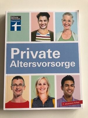 Stiftung Warentest Finanztest Private Altersvorsorge 9. Auflage